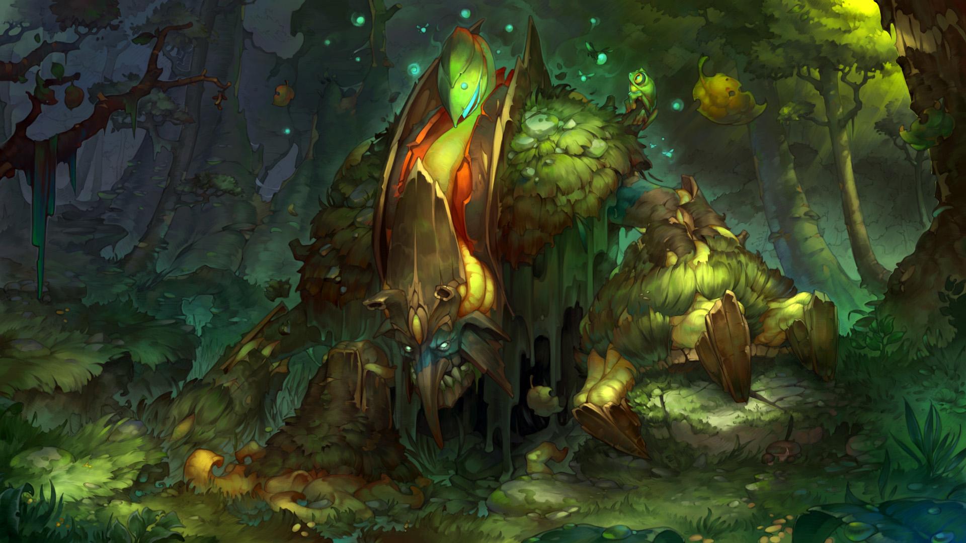 Nature S Prophet Jungle   Dire